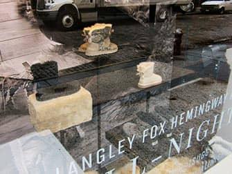 Магазины Ugg's в Нью-Йорке  ботинки