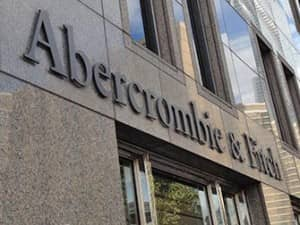 Магазин Abercrombie & Fitch в Нью Йорке