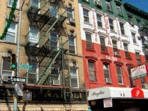 Маленькая Италия в Нью Йорке