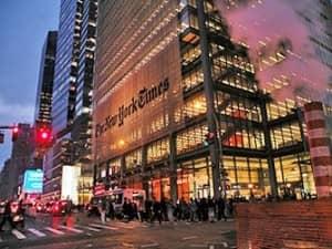 Мидтаун Манхеттен в Нью Йорке