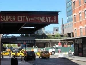 Митпакинг Дистрикт в Нью Йорке