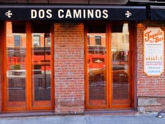 Митпакинг Дистрикт в Нью-Йорке Dos-Caminos