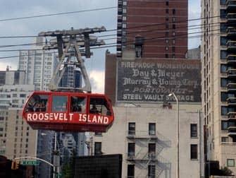 Подвесная дорога Roosevelt Tram