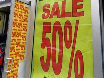 Распродажи в Нью-Йорке магазины
