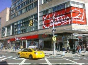 Распродажи в Нью Йорке