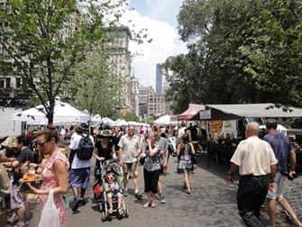 Рынки Нью-Йорк