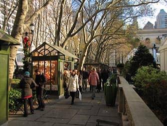 Рынки в Нью-Йорке в центре