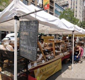 Рынки в Нью Йорке