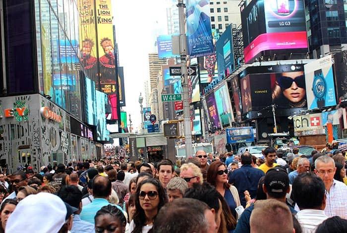 Столпотворение в Нью-Йорке. Как избежать