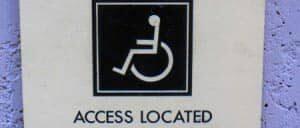 Удобство для людей c ограниченными физическими возможностями в Нью Йорке