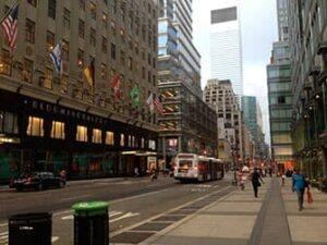 Шоппинг в Верхнем Ист Сайд в Нью Йорке