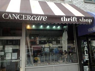 Шоппинг в Верхнем Ист-Сайд в Нью-Йорке CancerCare