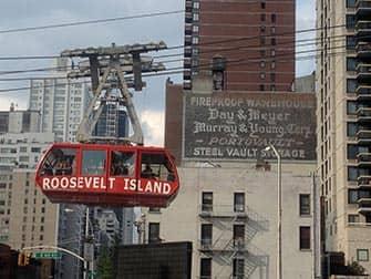 Шоппинг в Верхнем Ист-Сайд в Нью-Йорке - Roosevelt Island