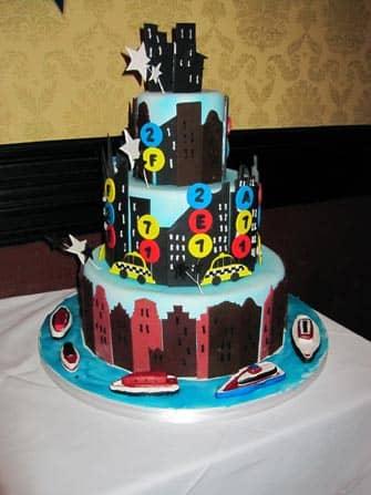 'Cake Boss' в Нью-Йорке