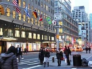 Bloomingdale's в Нью Йорке