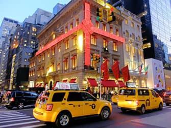Рождественские каникулы в Нью-Йорке Cartier
