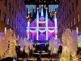 Рождественские каникулы в Нью-Йорке - Saks Fifth Avenue