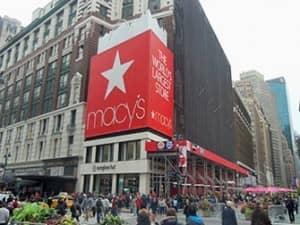Macy's в Нью Йорке
