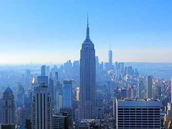 Новогодние каникулы в Нью-Йорке Top-of-the-Rock