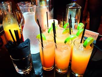 New York Nightclub Experience - напитки