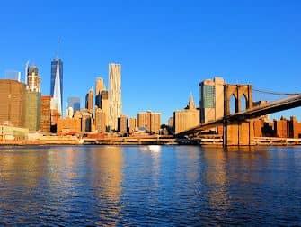 Парки в Нью-Йорке - Бруклинский мост