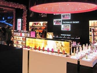 Victoria's Secret в Нью-Йорке парфюм