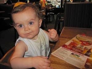 Где поесть с детьми в Нью Йорке