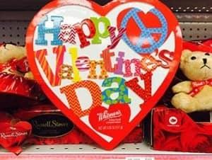 День Святого Валентина в Нью Йорке