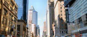 История Нью Йорка