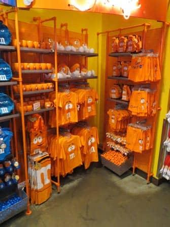 Магазин M&M's на Таймс-сквер футболки
