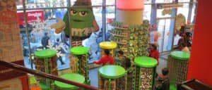 Магазин M&M's на Таймс сквер