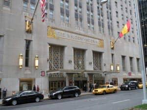 Отель Waldorf Astoria в Нью Йорке