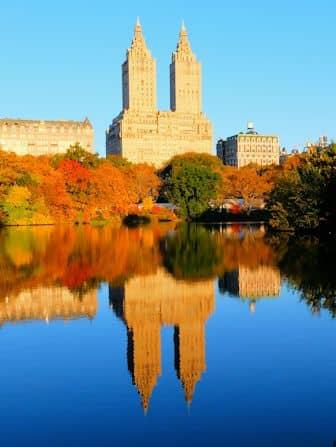 Тур по Центральному Парку посвященный снятым там фильмам и сериалам в Нью-Йорке