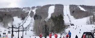 Однодневные лыжные туры из Нью-Йорка