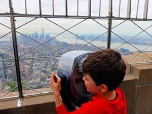 Чем заняться с детьми в Нью-Йорке