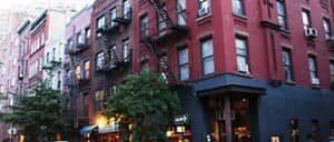 Вест Виллидж в Нью Йорке