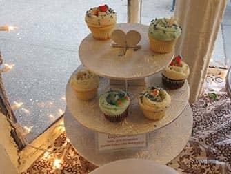 Вест-Виллидж в Нью-Йорке Magnolia-Bakery