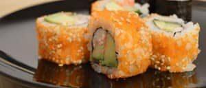 Лучшие суши в Нью Йорке