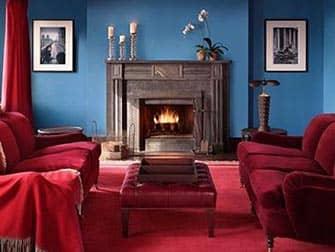 Романтические отели в Нью-Йорке Gramercy-Park-Hotel