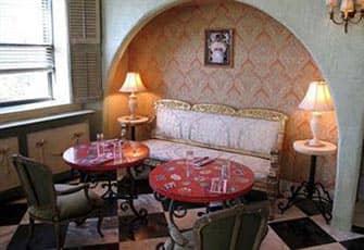Романтические отели в Нью-Йорке Jane