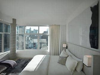 Романтические отели в Нью-Йорке The-James