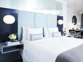 Романтические отели в Нью-Йорке The-London