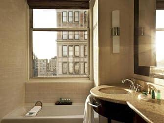 Романтические отели в Нью-Йорке W-Hotel-Union-Square