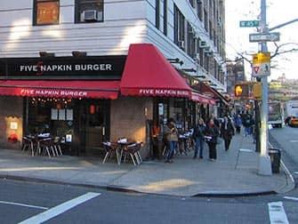 Хеллс Китчен (Клинтон) в Нью-Йорке бургеры
