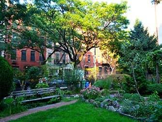 Хеллс Китчен (Клинтон) в Нью-Йорке парк