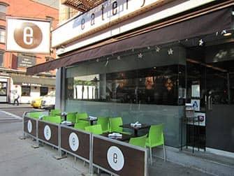 Хеллс Китчен (Клинтон) в Нью-Йорке Eatery