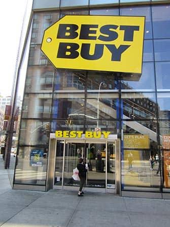Электроника и гаджеты в Нью-Йорке BestBuy