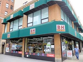 Электроника и гаджеты в Нью-Йорке - B&H
