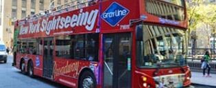 Автобусный тур по Нью Йорку с разными экскурсиями