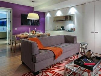 Апартаменты в Нью-Йорке NYC-Times-Squarе